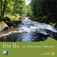 """Die Ilz – das """"Wilde Wasser"""" Ostbayerns - Naturpark Bayerischer Wald"""