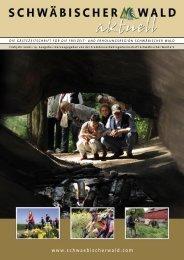 die gästezeitschrift für die freizeit- und erholungsregion - Naturpark ...