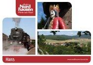 Region Nordhausen - Naturpark Südharz