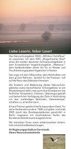 Mittlere Horloffaue - Tiefenbach - Bingenheim - Seite 2