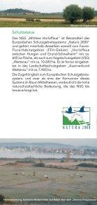 Mittlere Horloffaue - Tiefenbach - Bingenheim - Seite 4