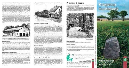 Krogerup Humlebæk - Naturstyrelsen