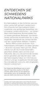 SCHWEdENS 29 NatIONalpaRkS Die ... - Naturvårdsverket - Page 3