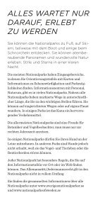 SCHWEdENS 29 NatIONalpaRkS Die ... - Naturvårdsverket - Page 6