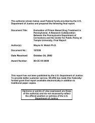 0 - National Criminal Justice Reference Service