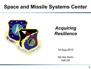NDIA Resiliency Brief-SMC-XR