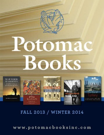 Order Form Potomac Books Fall 2013/Winter 2014 - University of ...