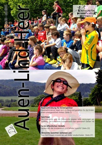 Ausgabe 25 – Juli 2013 - Neftenbach