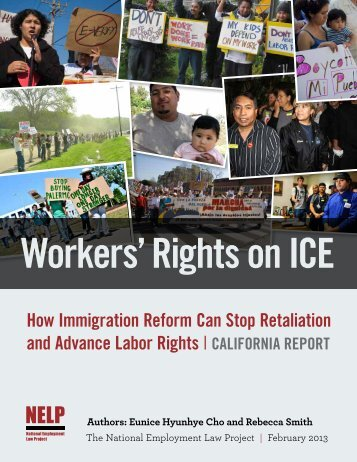 How Immigration Reform Can Stop Retaliation and Advance Labor ...