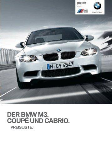 Preisliste downloaden - BMW Nefzger