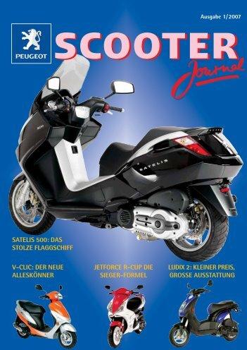 v-clic - Peugeot Scooter Center