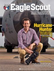 Hurricane Hunter - National Eagle Scout Association