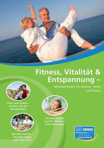 Fitness und Vitalität
