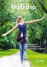 Im Gleichgewicht zum Wohlfühlgewicht – so halten Sie die Balance