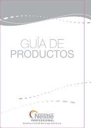 Descargar Catálogo de Productos - Nestle Professional
