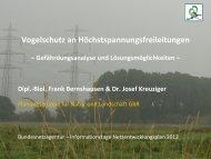 F.Bernshausen - Netzausbau in Niedersachsen