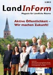 Magazin für Ländliche Räume 2013, H. 3 - Deutsche ...