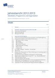 Jahresbericht 2012/13 - Netzwerk Europäische Bewegung ...