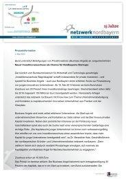 Download PM Investitionszuschuss - Netzwerk Nordbayern