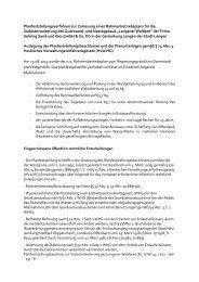 Planfeststellungsverfahren zur Zulassung eines ... - Neu-Isenburg