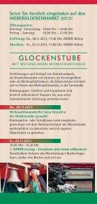 Neubrandenburger Weihnachtsmarkt - Touristinfo Neubrandenburg - Seite 2