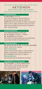 Neubrandenburger Weihnachtsmarkt - Touristinfo Neubrandenburg - Seite 4