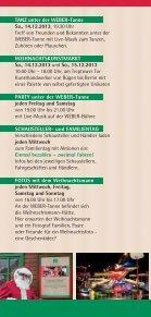 Neubrandenburger Weihnachtsmarkt - Touristinfo Neubrandenburg - Seite 5