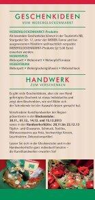Neubrandenburger Weihnachtsmarkt - Touristinfo Neubrandenburg - Seite 6