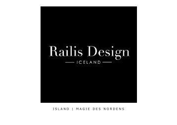 Railis Design  |  M A G I E  des  N O R D E N S