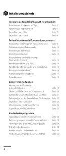 Freizeiten 2013 web - Kreisstadt Neunkirchen - Page 4