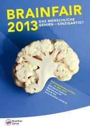 BrainFair 2013 - Neuroscience Center Zurich - ETH Zürich