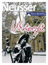 Neusser »Winterzeit« - Neuss Marketing
