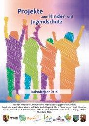 Broschüre Projektwochen - Stadt Neuwied