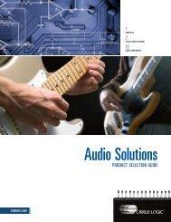 Audio Solutions - Newark