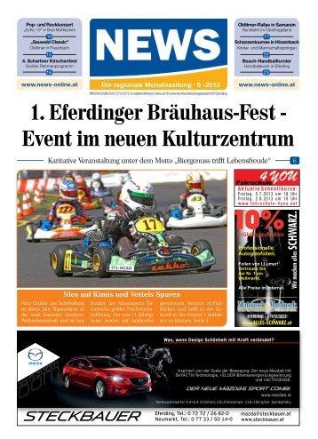 1. Eferdinger Bräuhaus-Fest - Event im neuen ... - NEWS-ONLINE.at