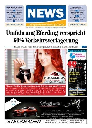 Umfahrung Eferding verspricht 60 ... - NEWS-ONLINE.at