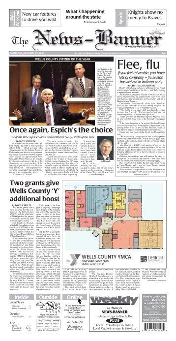 Flee, flu - Bluffton News Banner