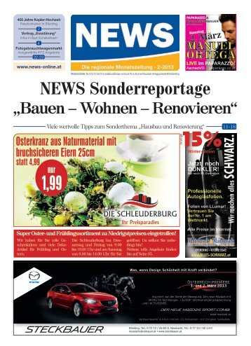 NEWS Sonderreportage - NEWS-ONLINE.at