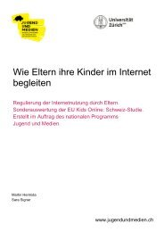 Wie Eltern ihre Kinder im Internet begleiten
