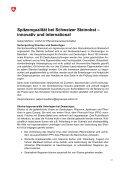 Medienkonferenz Agroscope Der Zusammenschluss der ... - admin.ch - Page 2