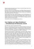 Medienkonferenz Agroscope Der Zusammenschluss der ... - admin.ch - Page 4