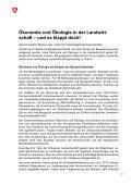 Medienkonferenz Agroscope Der Zusammenschluss der ... - admin.ch - Page 6