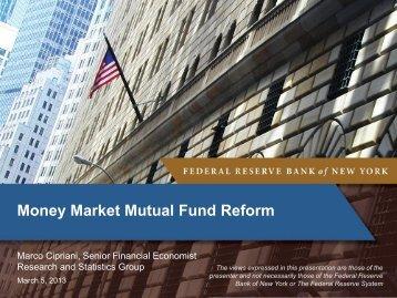 Presentation slides - Federal Reserve Bank of New York