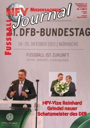 Bezirk Lüneburg - NFV