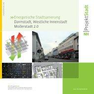 Energetische Stadtsanierung Darmstadt ... - NH ProjektStadt
