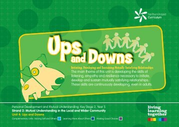 Unit 4: Ups and Downs
