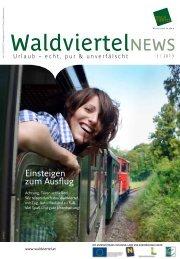 Einsteigen zum Ausflug - Niederösterreich