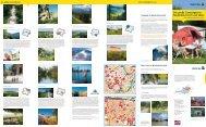 Die große Campingkarte Niederösterreich und Wien