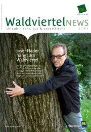 Waldviertel News 2/2013 - Niederösterreich