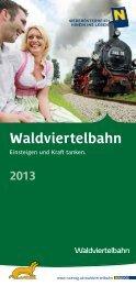 Waldviertelbahn - Niederösterreich